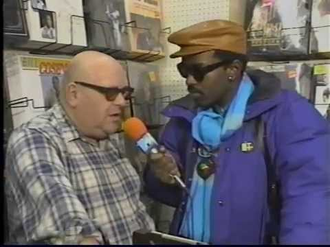 'Yo MTV Raps!' talks to vinyl man Stanley Platzer